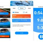 appli frequence running