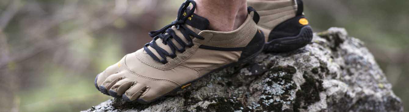 Chaussures Fivefingers pour l'extérieur, modèle femmes