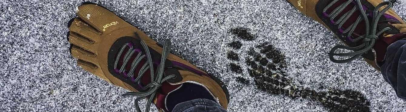 Chaussures Vibram FiveFingers pour le quotidien, modèle femmes