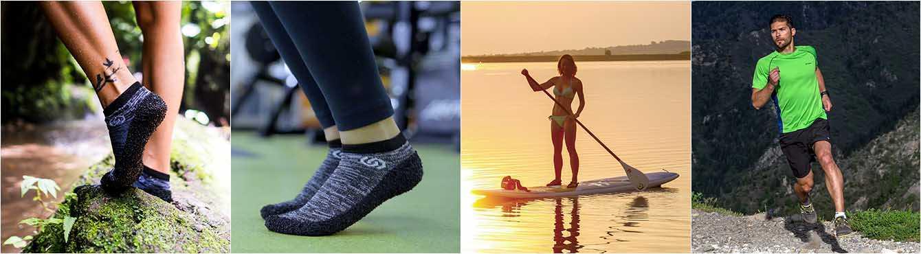Classement des chaussures minimalistes femme proposé par activités