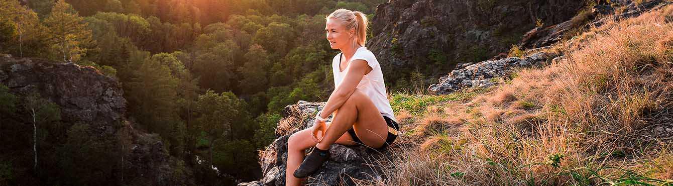 Chaussures minimalistes femme pour les sports extérieurs
