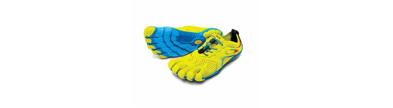 Vibram Fivefingers V-Run (Bikila EVO) Chaussures minimalistes running