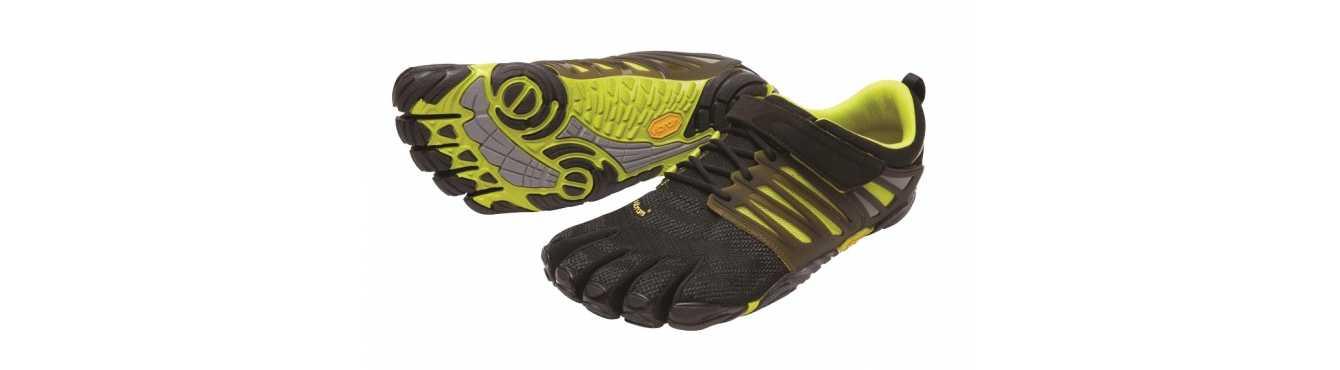 Vibram FiveFingers V-Train : chaussures minimalistes à 5 doigts