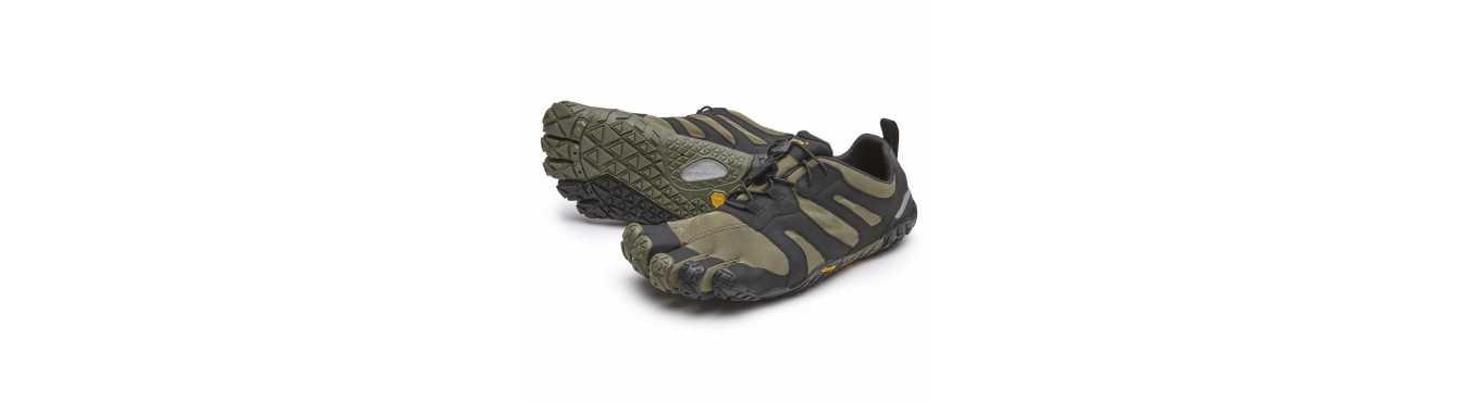 Vibram FiveFingers V-Trail : chaussures minimalistes à doigts