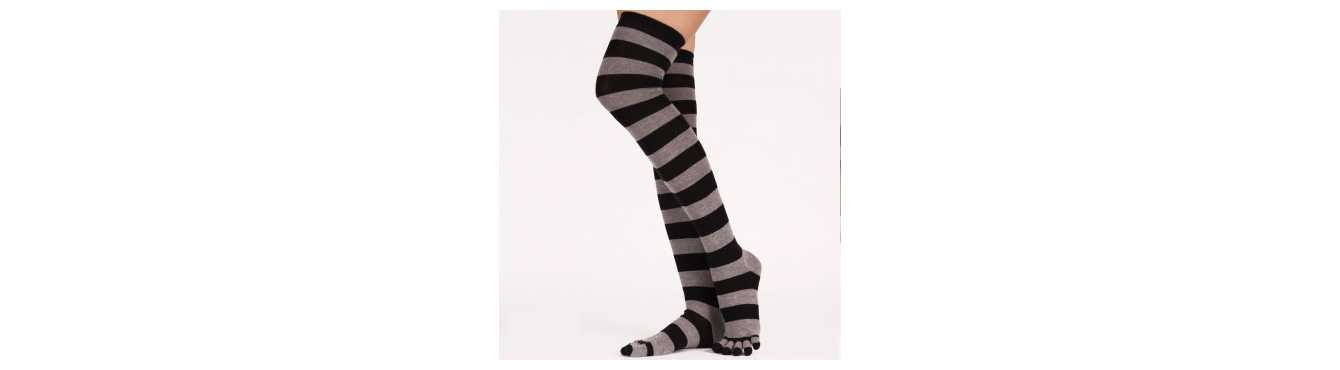 Collant/jambière avec doigt de pied & orteil individuel