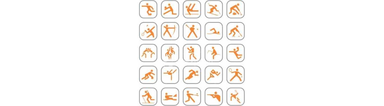 Chaussettes à doigts sport