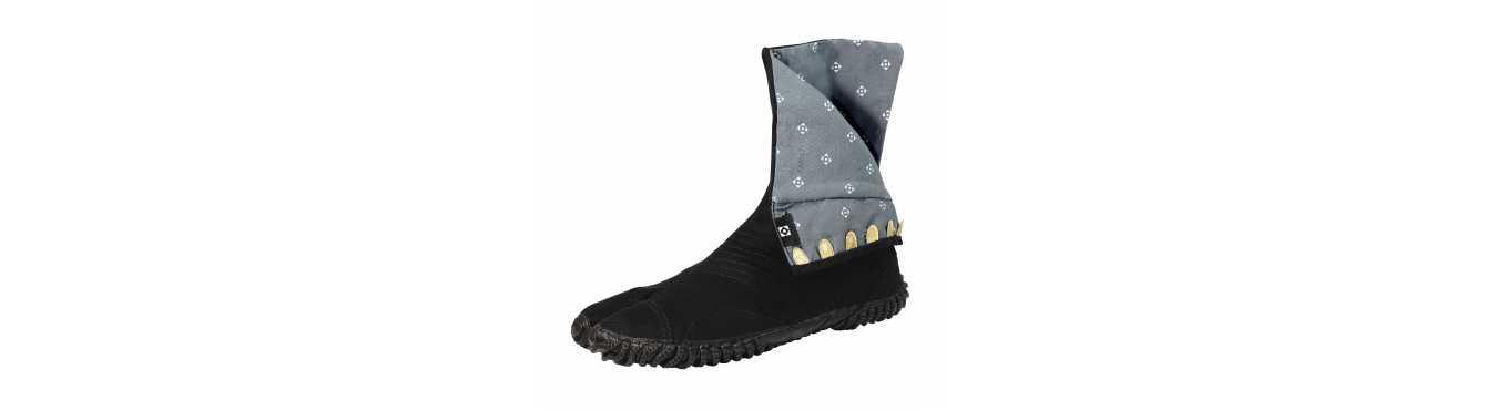 Jikatabi : chaussure ninja japonaise