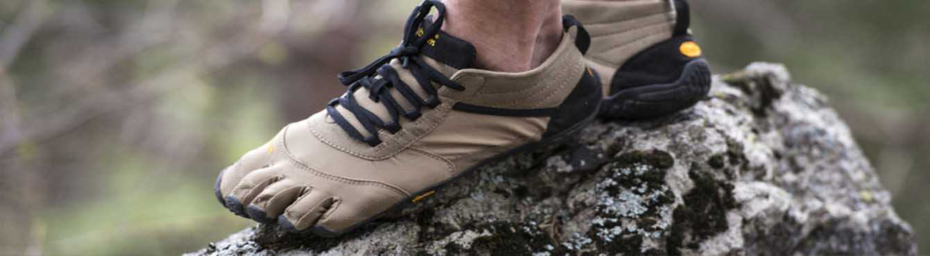 Chaussures minimalistes FiveFingers Homme pour l'extérieur