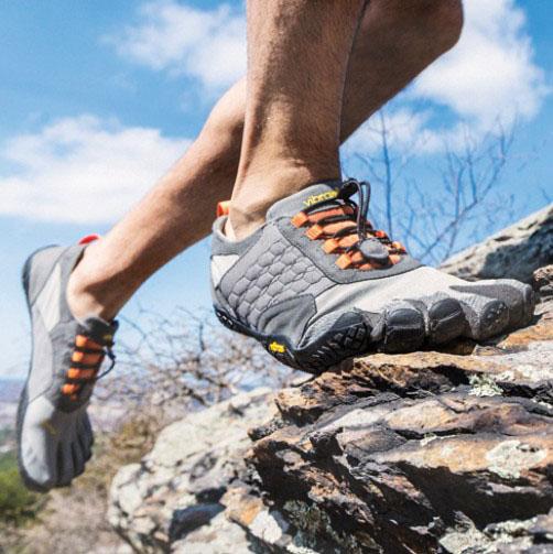 Vibram FiveFingers trail et randonnée