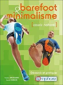 livre : Barefoot et minimalisme - courir naturel