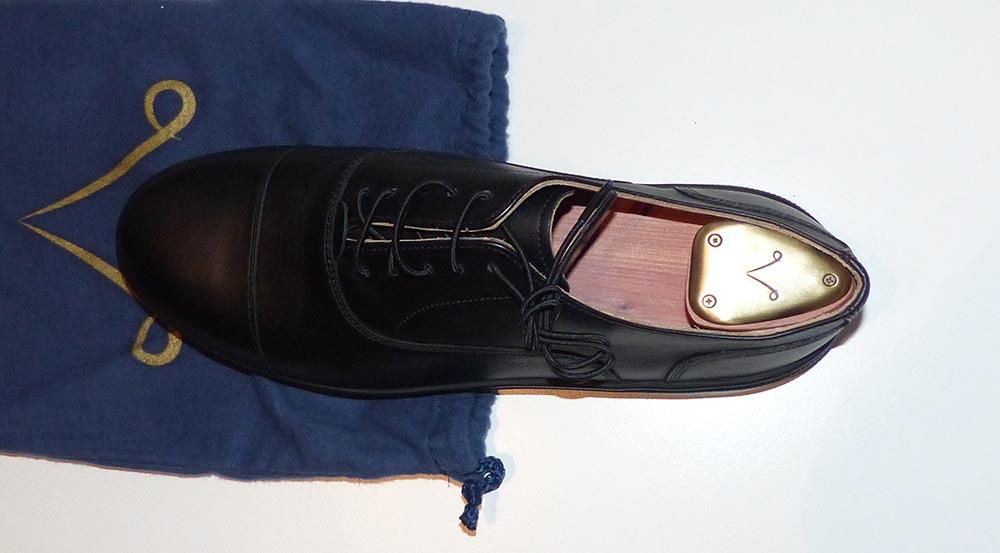 Découverte des Carets shoes