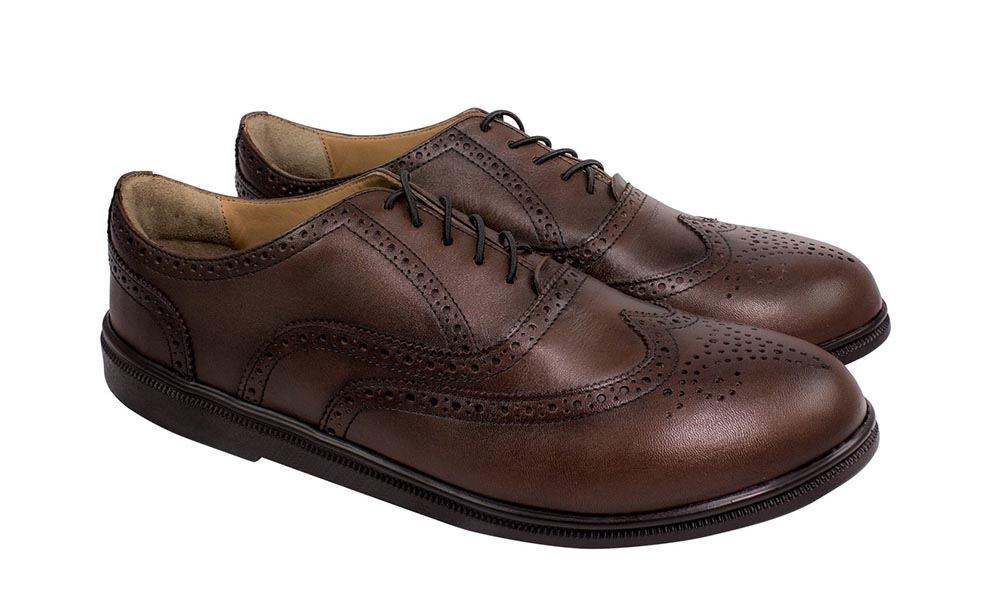 Chaussure minimaliste habillée Falcon Carets