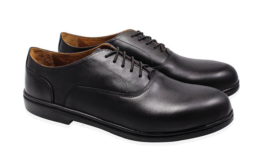 Chaussure minimaliste habillée Zetone Carets