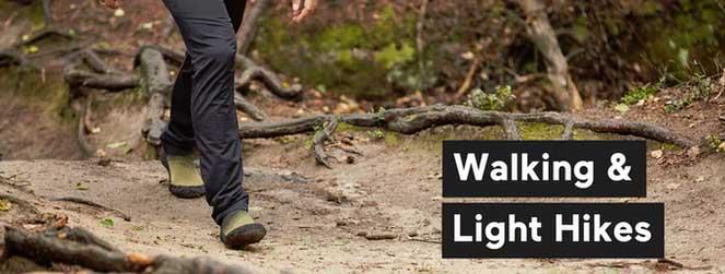 Marche et randonnée en skinners 2.0