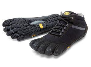 Chaussures minimaliste à doigts Vibram fivefingers trek ascent insulated