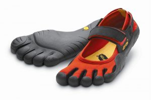 FiveFingers Sprint rouge