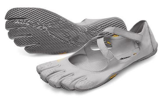 Chaussure Vibram fivefingers v-soul grise