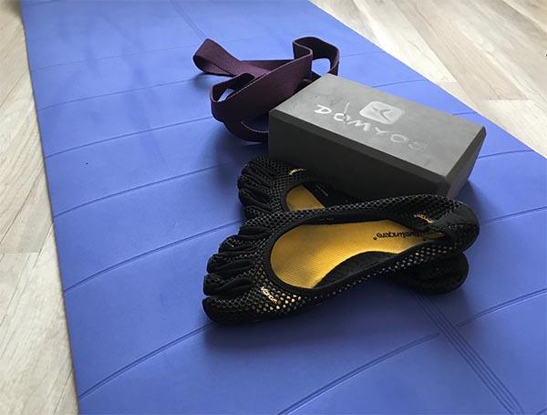 FiveFingers Vi-B pour le yoga