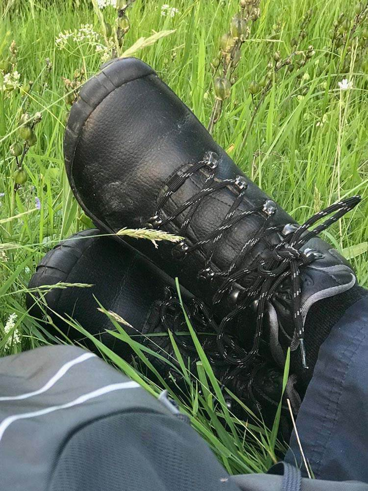 Chaussure minimaliste Freet modèle Mudee
